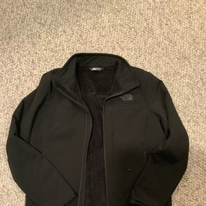North Face Apex Chromium Jacket -> THICK fleece